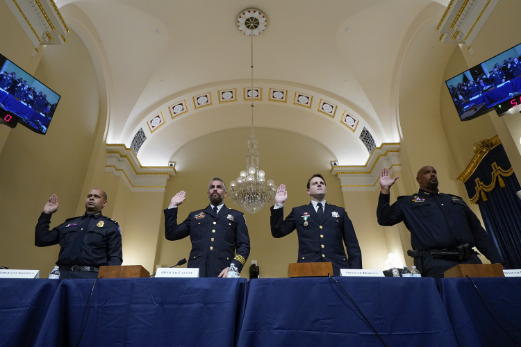 The Must-See, Must-Listen Capitol Riot Hearings