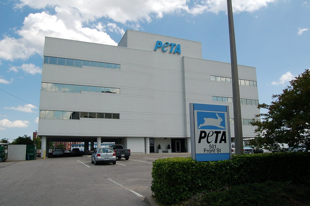 PETA Received $2.6 Million in COVID Bailout Money — Paid Back Only $676,317