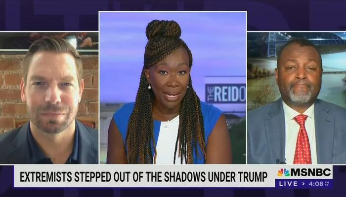Joy Reid: Not Only Are Conservatives Terrorists, But They Want to Kill Your Kids with Covid