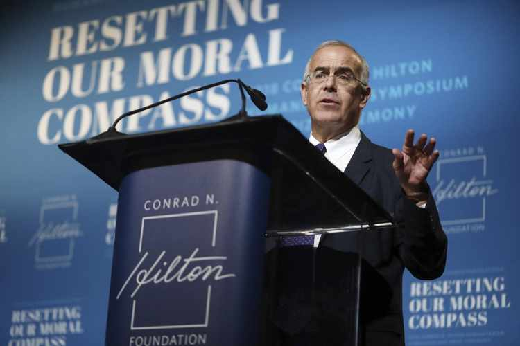 David Brooks Reproaches Elites, Recycles Cliches About the People