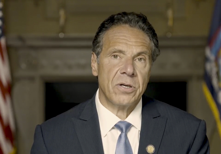 Cuomo's Downfall: He Also Abused State Resources