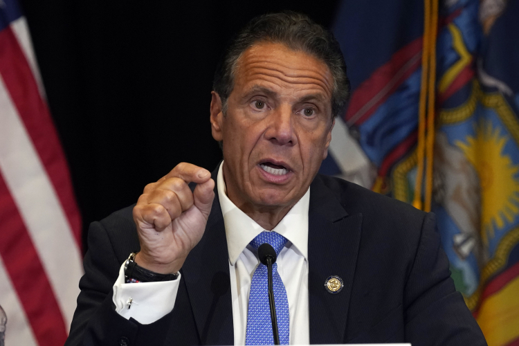 With Cuomo's Resignation, Dems Can Refocus '22 Messaging