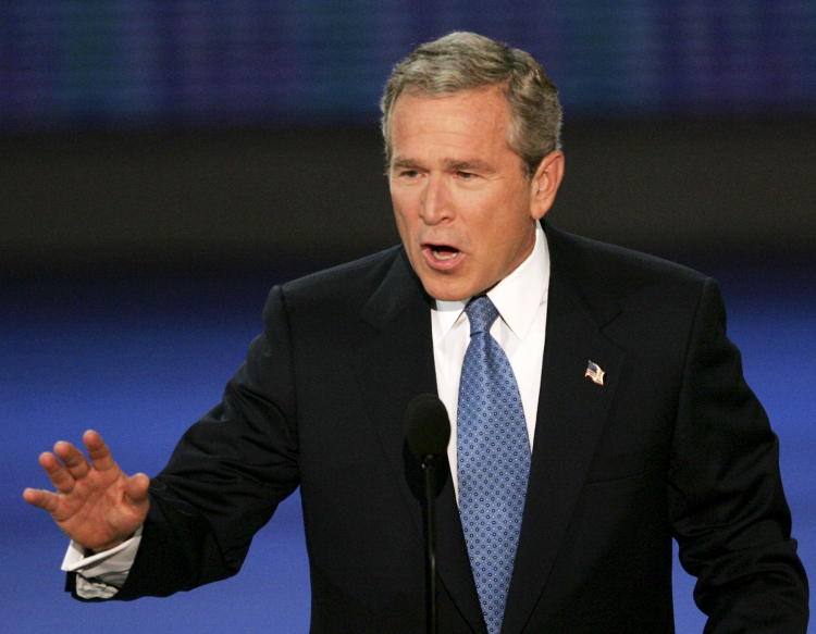 Why Bush Bears Most Blame for Afghanistan Humiliation
