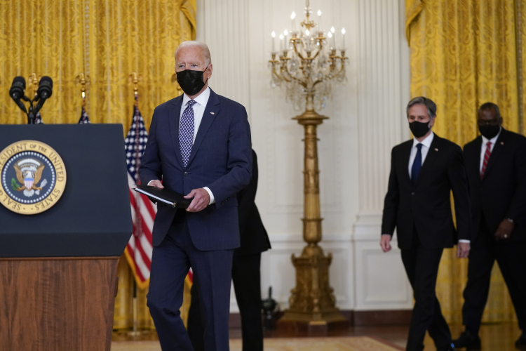 Biden's Press Conference Was a Feast of Disinformation