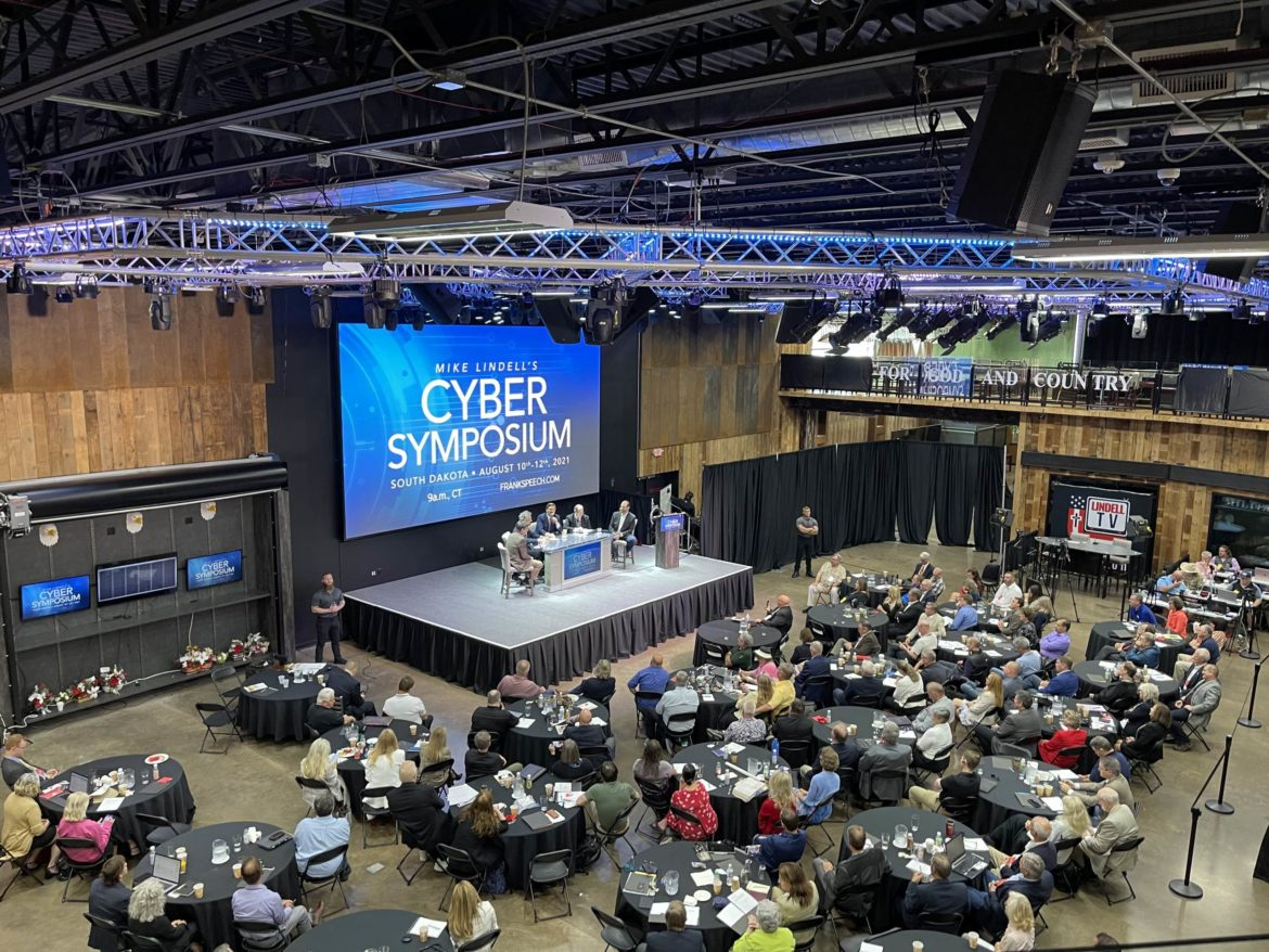 Mike Lindell CYBER SYMPOSIUM – Expert Panel Discusses Election Interference With Lindell