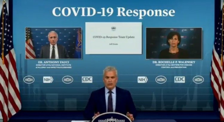 """""""It's Time to Impose Requirements"""" to Get Vaccinated Against Covid-19 (VIDEO)"""