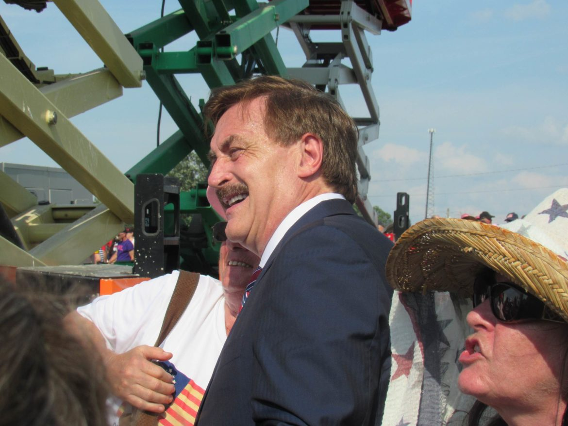 Mike Lindell Has Higher Net Favorability Than AOC in New Poll
