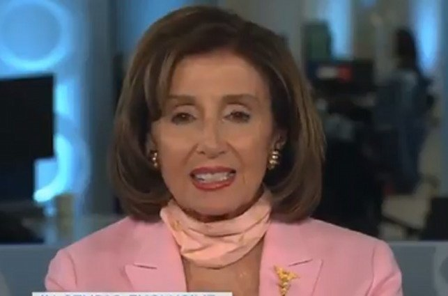 Nancy Pelosi Praises Biden For 'Strong And Decisive' Exit From Afghanistan (VIDEO)
