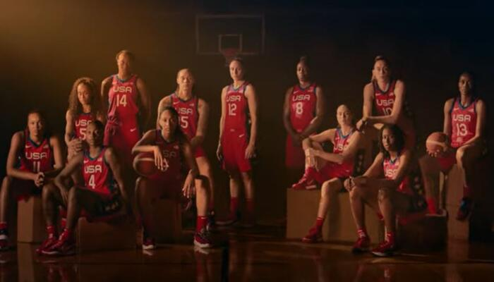 Swoosh Hypocrisy: Nike Hypes Women's Hoops Team, Abuses Its Female Runners