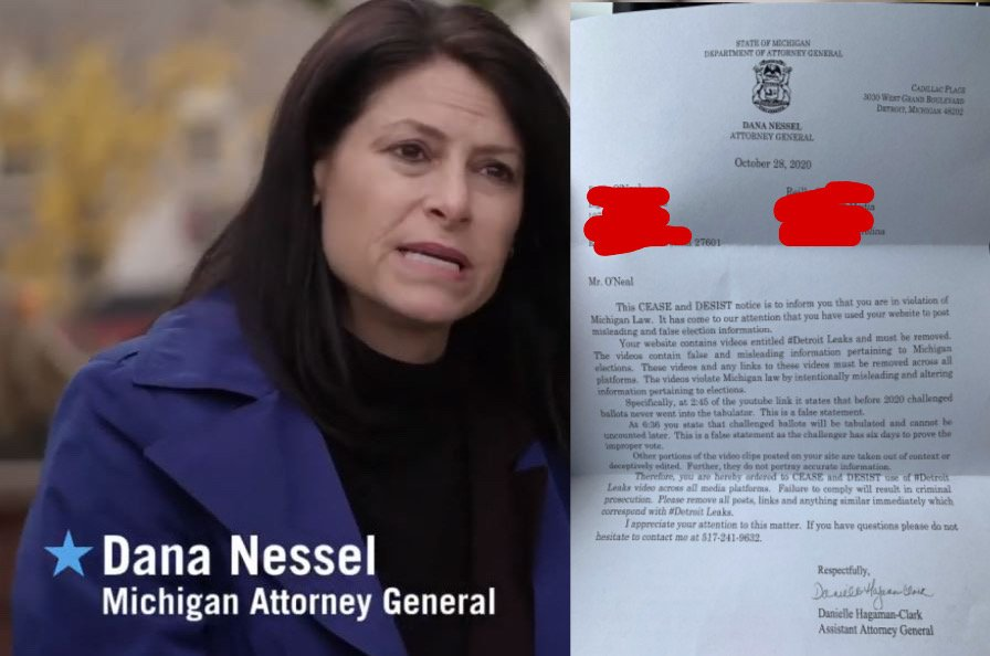 Pattern Identified in Arizona Audit Mirrors Michigan Scandal on Fraudulent Votes and Provisional Ballots