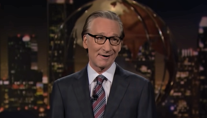 Bill Maher Show: Republicans Are 'All Crazed,' McConnell an 'A-Hole,' Democrats Are Too Weak