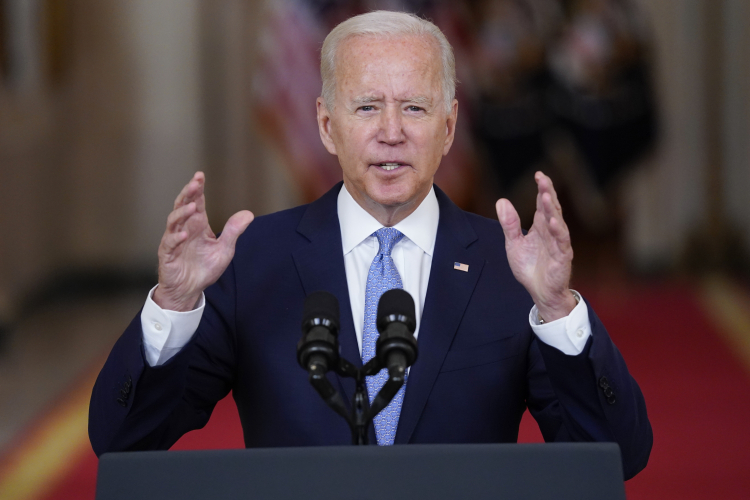 Biden's Failed Victory Lap Over Afghanistan Exit