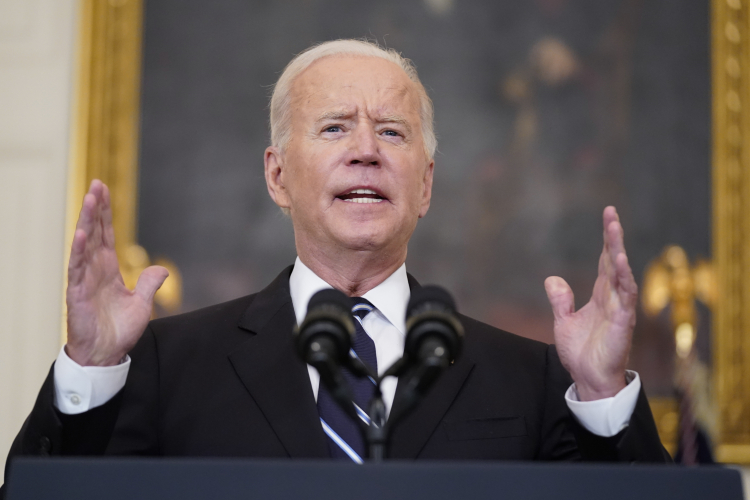 Exasperated Biden Shifts From Carrot to Stick
