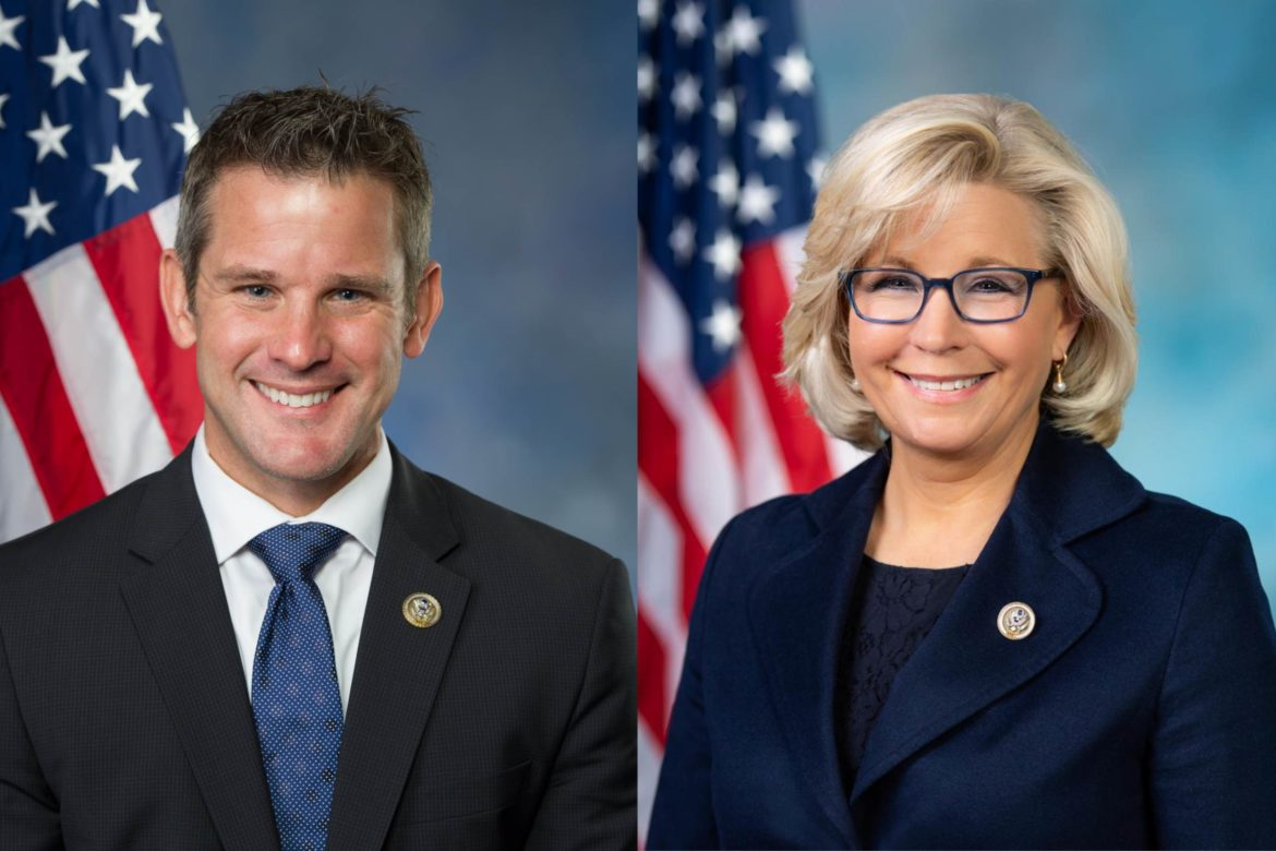 GOP Freedom Caucus Wants Liz Cheney And Adam Kinzinger Booted From Republican Party