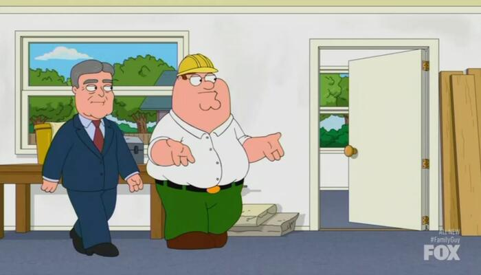 'Family Guy' Bashes Sean Hannity: 'I Just Peddle Hate for Money'