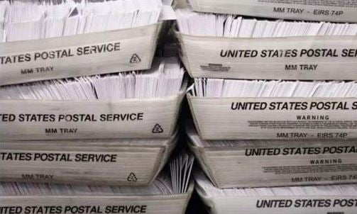"""""""MARICOPA COUNTY Alone Has Admitted That They Sent 110,000 Mail-In Or Absentee Ballots To What Turned Out To Be The WRONG Addresses,"""""""