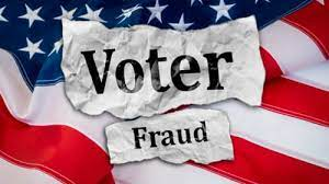 A new form of voter fraud in California?