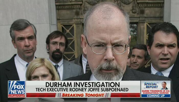 Nets Spike Durham Subpoenaing Another With Clinton Ties in Collusion Hoax