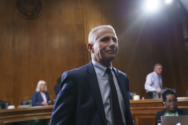 Is Fauci Allowed to Lie to Congress?