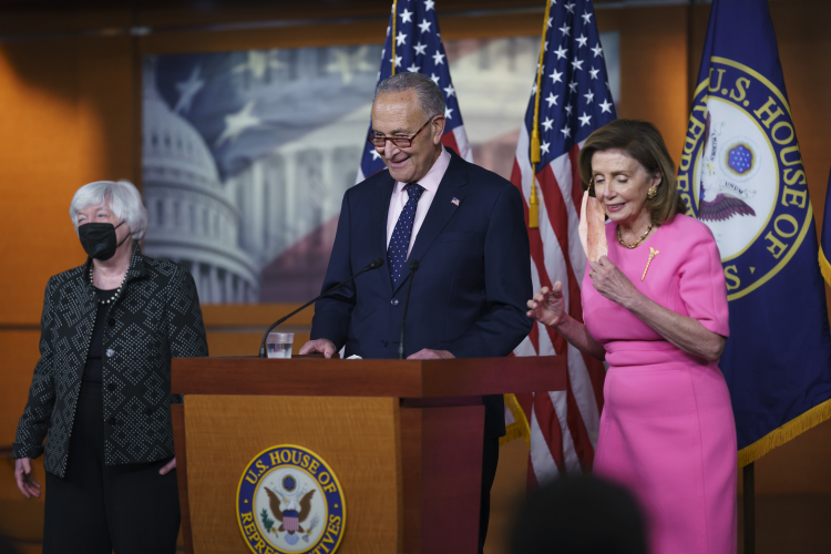 Democrats Should Use Tax Code to Push Positive Change