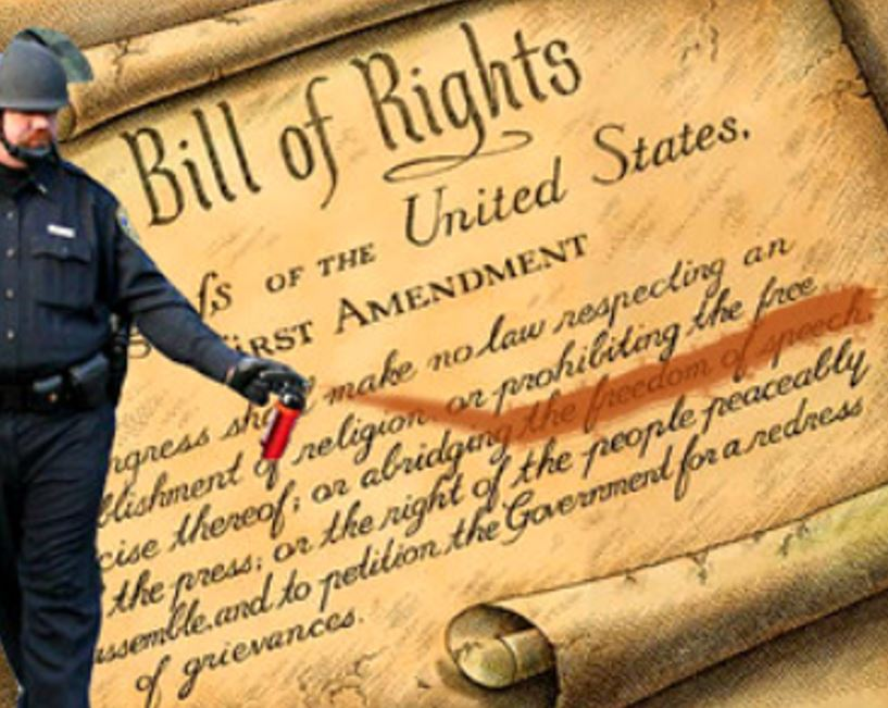 COVID Versus The Bill Of Rights