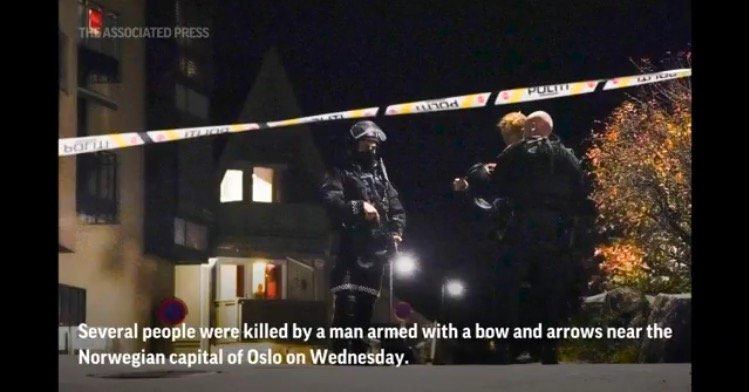 Man Who Went on Bow and Arrow Rampage in Norway a Muslim Convert Who Was Previously Flagged for Radicalization
