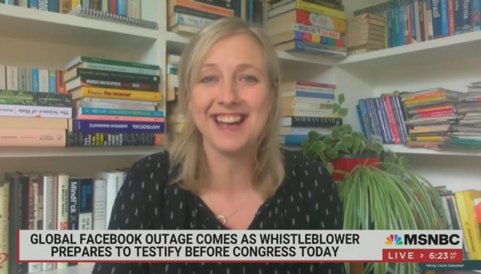 On Morning Joe, Lefty Brit Journo Sees 'Beginning of the End' for Facebook
